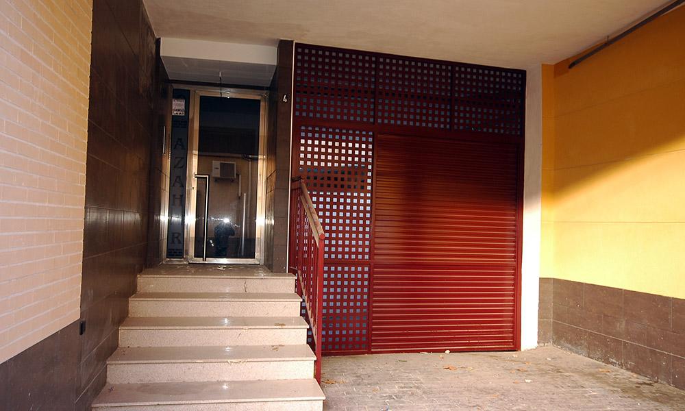 Edificio Azahar - Construcción en Murcia