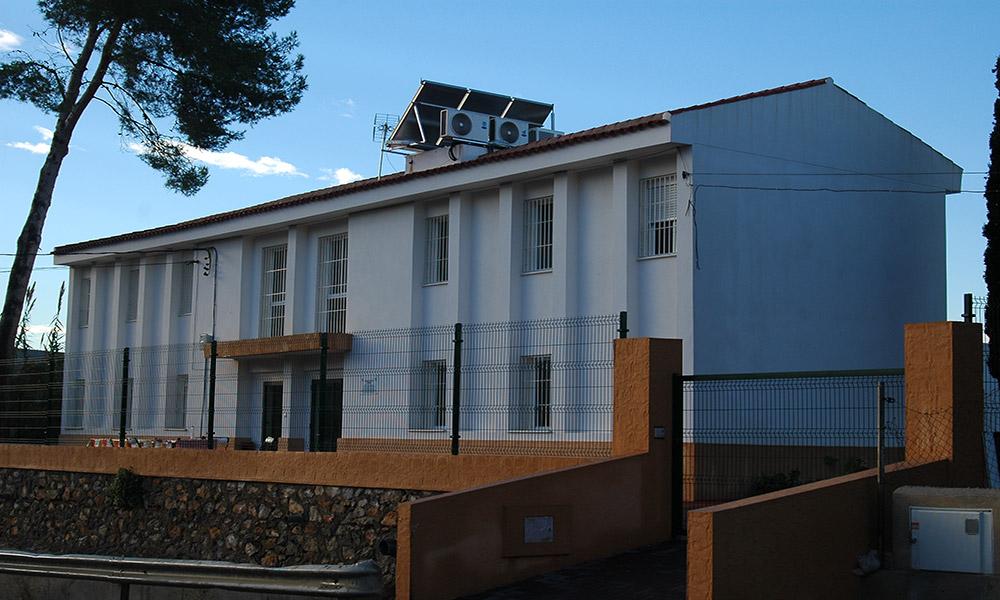 Colegio Molina de Segura - Construcción en Murcia
