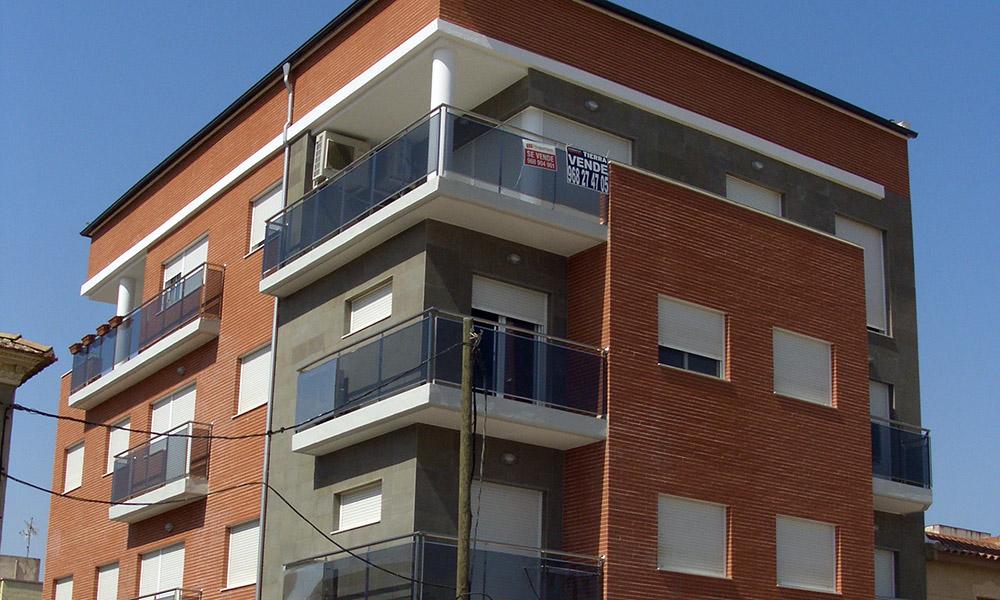 Edificio Zafiro - Construcción en Murcia