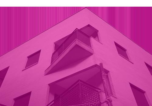 Fachada edificio Murcia