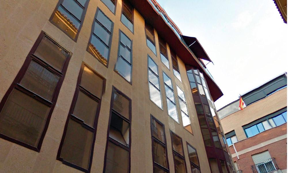Edificio San Lorenzo - Reforma de fachadas en Murcia