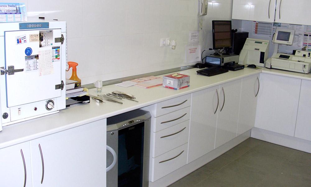 Hospital veterinario - Obra y reforma en Murcia