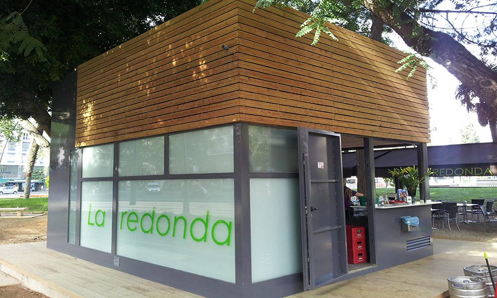 Chiringuito La Redonda - Reforma de locales en Murcia