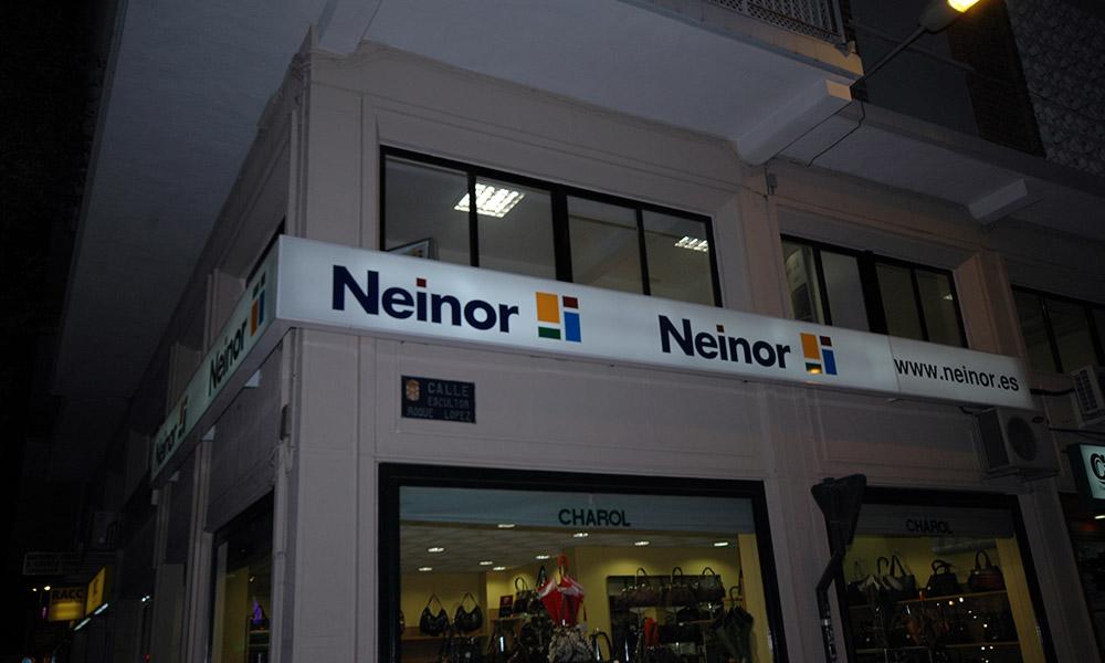 Neinor Murcia - Reforma de locales