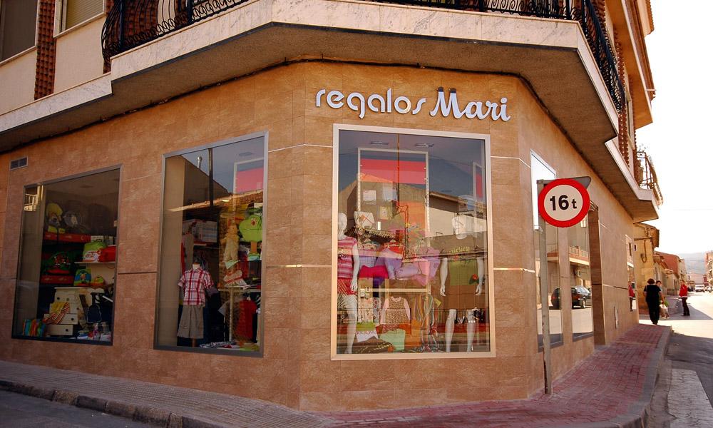 Tienda Jijona - Reforma de locales en Murcia